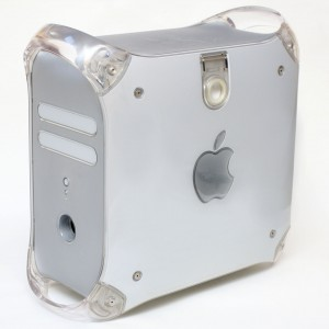 APPLE POWERMAC G4 1GHZ 512 RAM 40GO CDRW M8493
