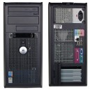 PC DELL OPTIPLEX GX620 P4 3Ghz 1GO RAM 250GO HDD