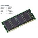 BARRETTE DE 512MO PC-133 SDRAM POUR PC NEUF
