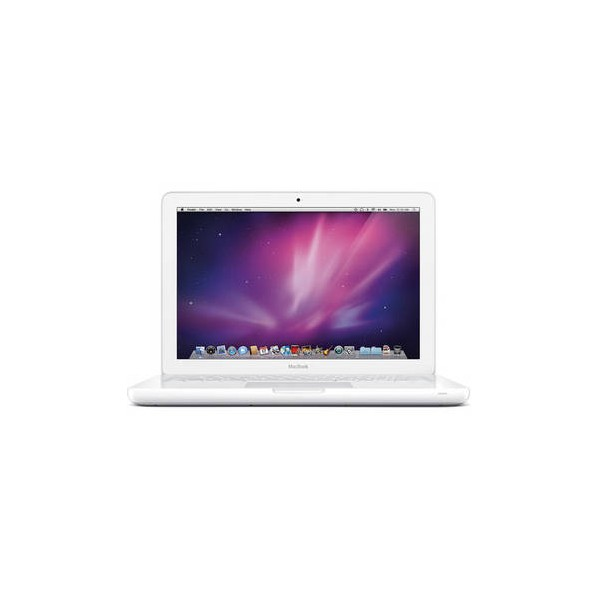 apple macbook unibody core 2 duo 2 4ghz 2go de ram ecran. Black Bedroom Furniture Sets. Home Design Ideas