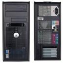 PC DELL OPTIPLEX GX620 P4 3Ghz 1GO RAM 250GO HDD