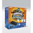 CONSOLE SONY PS3 ULTRA SLIM PACK SKYLANDERS !! NEUF !